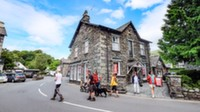 Former Edge of the World, Red Lion Square, Grasmere