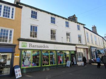Barnardos, 23 Market Place, Kendal