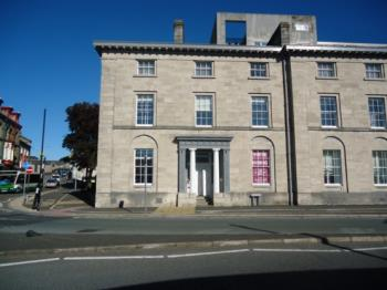 Sand Aire House, Stramongate, Kendal