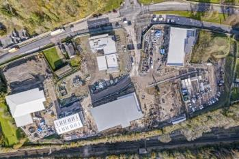 Site within Phase 2 of Beehive Business Park, West Lodge, Stonecross, Ulverston